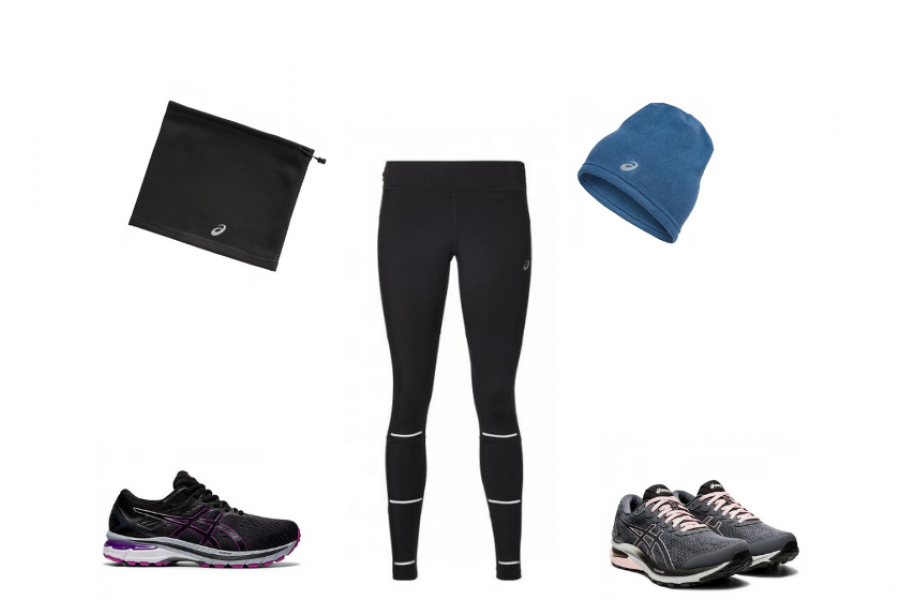 wmns winter training essentials